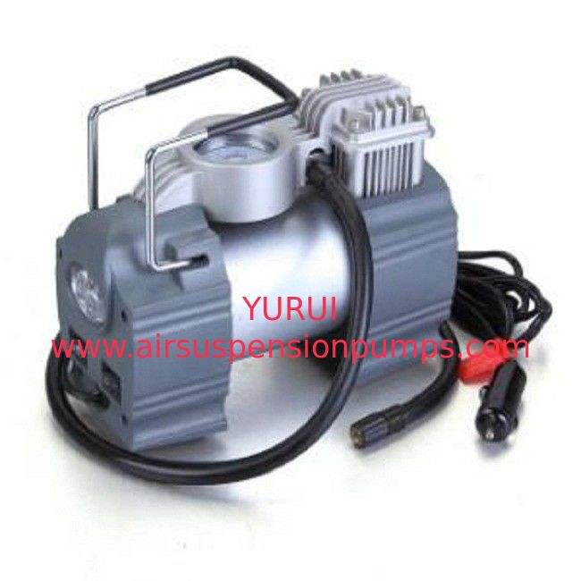 Potable Metal Vehicle Air Compressors 12v 100psi Oem With Lamp Gauge