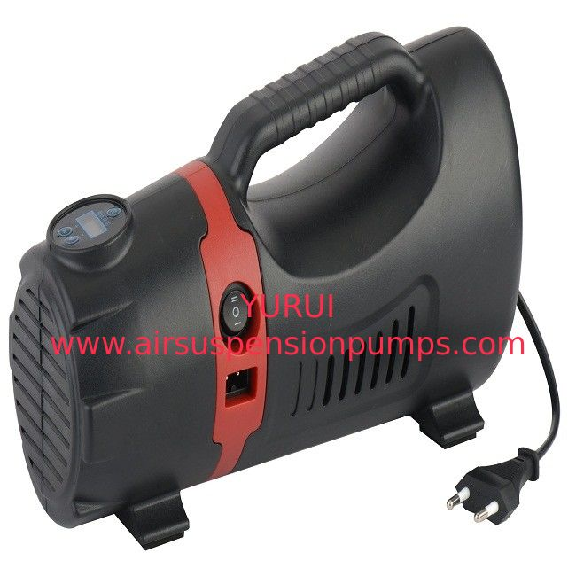 Shock Vehicle Air Compressors Portable With Digital Display 1 Year Warranty