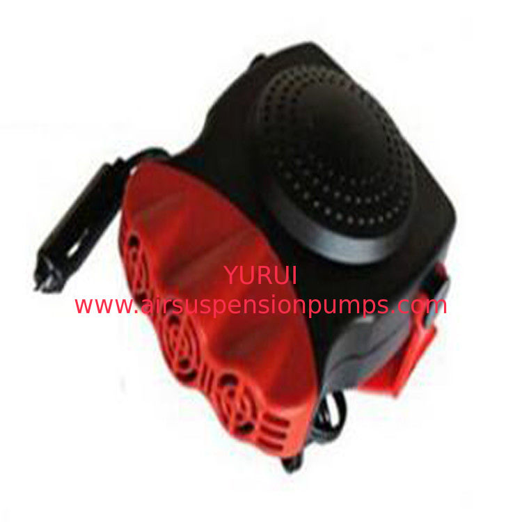 Plastic Portable Car Heaters With Ce Rohs , 150w Customized Auto Fan Heater