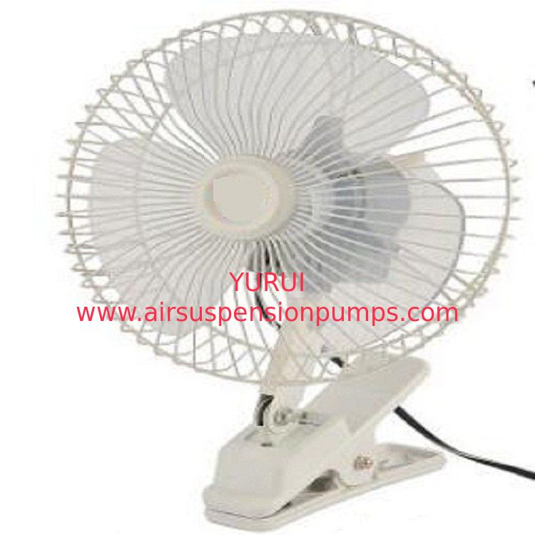 Electric Rechargeable Portable Fan , 12v / 24v Electric Cooling Fans For Cars
