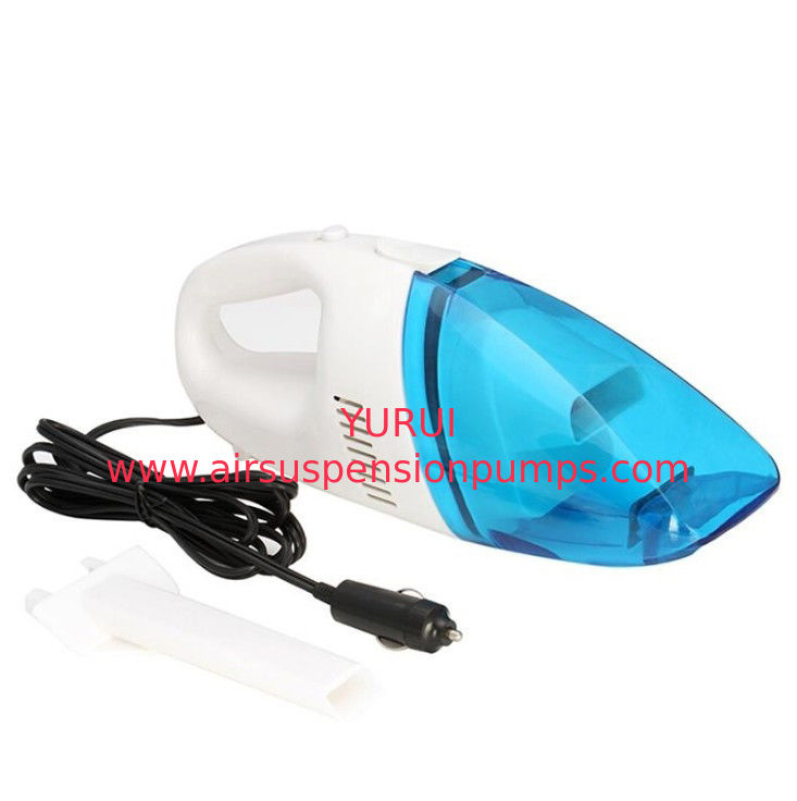 12v Dc Small Handheld Vacuum Cleaner / Portable Car Vacuum Cleaner Easy To Use