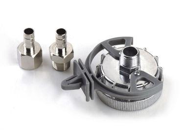 Assemblee a distanza di filtro dell'aria dell'entrata del metallo impermeabile con l'imballaggio su misura
